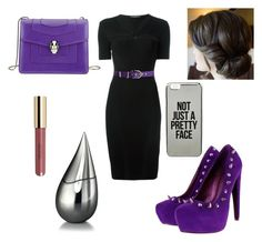 """""""Untitled #141"""" by mikayla-burgess ❤ liked on Polyvore featuring Alexander McQueen, Pinko, Bulgari, ASOS and La Prairie"""