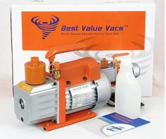 Vacuum pump is a 3 cfm, single stage unit motor, it advanced air cooled motor design for operation in high ambient temperatures, easy. Lab Instruments, Finance Jobs, Vacuum Pump, Fire Extinguisher, Transportation Design, Pyrex, Gauges, Home Appliances