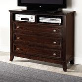 Found it at Wayfair - Banks 3 Drawer Media Chest