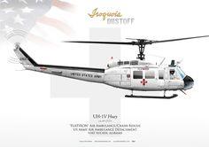 "UNITED STATES ARMY ""FLATIRON"" Air Ambulance/Crash-RescueUS Army Air Ambulance DetachmentFORT RUCKER, ALABAMA"