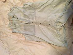 PULL & BEAR Chemises http://www.videdressing.com/chemises/pull-bear/p-6364618.html?&utm_medium=social_network&utm_campaign=FR_femme_vetements_hauts_6364618   #CHEMISE #BLUE #JEAN #PULL&BEAR