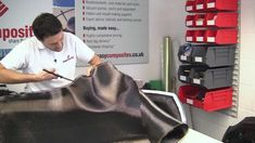 How to Make a Carbon Fiber Car Bonnet/Hood - Part 2/3
