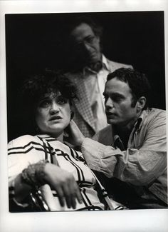 Angelique Rockas as Miriam and Nic D`Avirro as Mark in Internationalist Theatre`s London premiere of Tennessee Williams` ` IN THE BAR OF A TOKYO HOTEL`. https://www.flickr.com/photos/internationalist_theatre_rockas/albums/72157627979736863 https://en.wikipedia.org/wiki/Internationalist_Theatre https://flic.kr/p/aDHHBH |