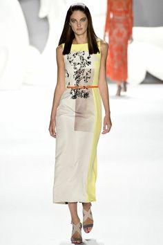 Carolina Herrera Spring 2013 Ready-to-Wear Collection Slideshow on Style.com