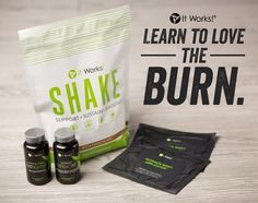 Feel the burn, love the burn, and love your results even more with our Metabolic Burn Results Pack ! #CommitDontQuit