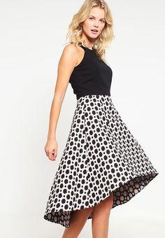 Swing Cocktailkleid / festliches Kleid - schwarz/rose für 139,95 € (03.12.16) versandkostenfrei bei Zalando bestellen.