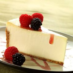 How to make no-bake cheesecake from scratch. Cheesecake is one of the most exquisite delights of confectionery. Cheesecake Facil, Cheesecake Tradicional, Gluten Free Cheesecake, Easy Cheesecake Recipes, No Bake Cheesecake, Chesee Cake, Cupcake Cakes, Brioche Sans Gluten, Cheesecake Classique