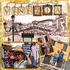 Venezia Collage Scrapbook Photo: This Photo was uploaded by dwsewbiz. Find other Venezia Collage Scrapbook pictures and photos or upload your own with P...