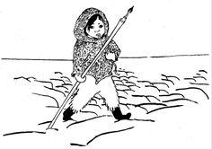 Ingrid Vang Nyman's Inuit Summer | tygertale