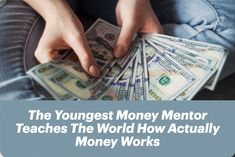 The youngest money mentor Chris Naugle work is all about making people get rid of their financial slavery and become their own bank. #mentor #moneymentor #ChrisNaugle #business #entrepreneur #entrepreneurs #entrepreneurship #insighttrending Ways To Save Money, Make Money Online, How To Make Money, Online Earning, Money Tips, Quick Cash, Fast Cash, Money Fast, Big Money