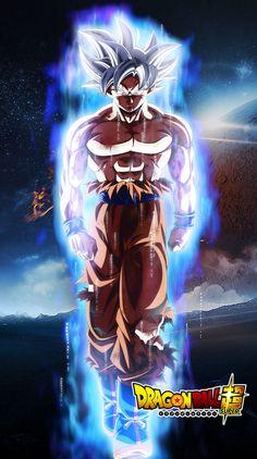 Goku Mui Walking C by JemmyPranata