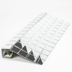 Quot Brushed Aluminum Quot Microflex Tile Roll 6 Quot X 19 Quot Walls