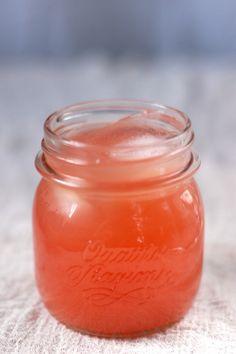 Grapefruit Bourbon Sours
