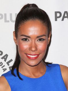 Puerto-Rican & Peruvian actress Daniella Alonso from NBC's Revolution TV series.