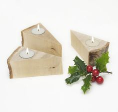 Woodland Tea Light Holder