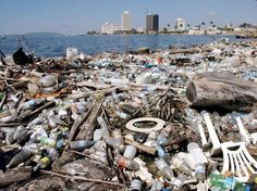 Plastic bottles are flooding Jamaica due to lack of recycling legislation.