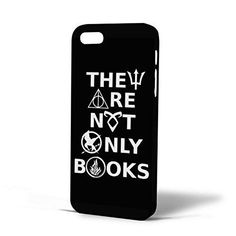 They Are Not Only Books Harry Potter, Divergent, Percy Jackson for Iphone Case (iPhone black) Generic Cheap Phone Cases, Iphone 6 Plus Case, Cute Phone Cases, Iphone Phone Cases, Iphone 8, Book Phone Case, Diy Phone Case, Percy Jackson, Black Iphone 7 Plus