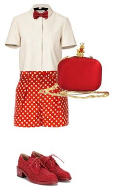 """Без названия #207"" by natozurabovna ❤ liked on Polyvore featuring Burberry, MANGO, Carven, Laurence Dacade and Moschino"
