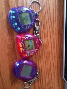 Giga Pets.    Aww I miss these lol
