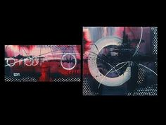 Abstract Acrylic Painting (2 Pieces) - Alpha By Roxer Vidal - YouTube