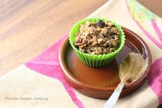 Dreaming of cupcakes for breakfast? Have a little fun with Healthy Breakfast Oatmeal Cupcakes! Oatmeal Breakfast Muffins, Oatmeal Cupcakes, Anti Candida Diet, Candida Diet Recipes, Liquid Diet Plan, Power Muffins, Food Program, Nut Allergies, Food Out
