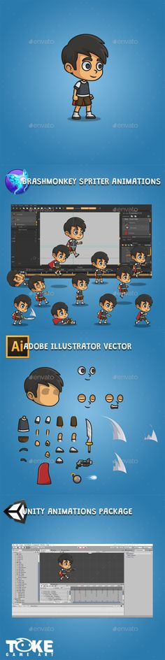 Super Boy — Vector EPS #ios #boy • Available here → https://graphicriver.net/item/super-boy/19292217?ref=pxcr