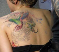 Bird Tattoo U Designs