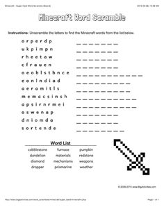 Memorial Day word scramble with the Statue of Liberty. 4 levels of difficulty. Scrambled words change each time you visit Chinese New Year Activities, Easter Activities For Kids, New Years Activities, Puzzles For Kids, Worksheets For Kids, Printable Word Games, Free Printables, Minecraft School, Minecraft Stuff