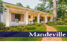 Updated every 15 minutes Mandeville Real Estate Homes for sale in Mandeville Louisiana, Patio Homes, Condos, Townhomes, multifamily, standard sale, short sale, foreclosures