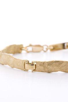 "Juwelen Wim Meeussen Armband 18kt geel goud ""W1083"""