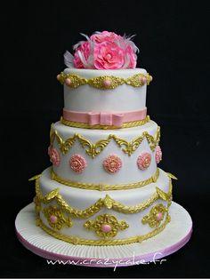 Marie Antoinette Wedding Cake | Flickr - Photo Sharing!