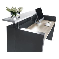 high class low price mdf office furniture white modern office