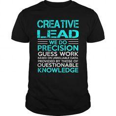 CREATIVE LEAD - WEDO OLD T-Shirts, Hoodies (22.99$ ==► Order Here!)