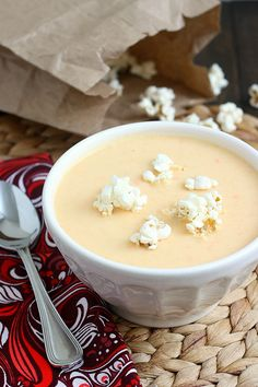 Wisconsin Cheddar Beer Soup by Tracey's Culinary Adventures, via Flickr