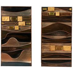 Curtis Jere Abstract Metal Wall Art Sculptures at https://www.1stdibs.com/furniture/wall-decorations/wall-mounted-sculptures/