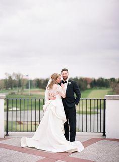 Washington DC wedding that is one for the books! http://www.stylemepretty.com/little-black-book-blog/2017/01/26/classic-early-spring-wedding-washington-dc/ Photography: Audra Wrisley - http://audrawrisley.com/
