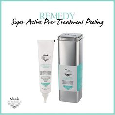 REMEDY; Super Active Pre-Treatment Peeling | This is an oxygenating and softening treatment formulated to clean the scalp. It purifies and removes all traces of impurities keratin residue and sweat to effectively stimulate scalp micro-circulation. It also helps to improve general health of the scalp and prepare scalp for other treatments.  . . . #nooksg #nook #nooksingapore #slesfree #parabenfree #slsfree #sulfatefree #differencehaircare #dhc #nookdhc #nookdifferencehaircare #remedy #detox… Hair Health, Keratin, Nook, Detox, Hair Care, Remedies, How To Remove, Cleaning, Nooks