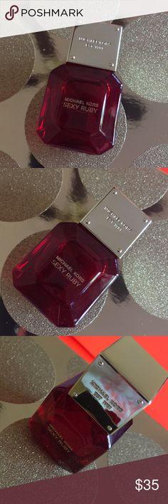 Michael kors Miniature SEXY AMBER EAU DE PARFUM❤️ Michael kors Miniature parfum NO BOX NEW NEVER used NO TRADES Sexy Amber 0.24fl Michael Kors Other