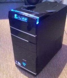 Pentium E5700 dual core 3,0 GHz, Windows 10 professional 64 bit, WLAN,4 Gb RAM, Radeon HD 5450 1Gb250 Gb Festplatte SATA, Multi DVD Brenner2 DIMM, 4y SATA, 2 PCIe, 2x mini PCI, 4 USB 2.0Sehr schicker, fast unbenutzter Medion Multimedia-PC mit gut durchdachtem Gehäuse und vielen Anschlussmöglichkeiten:- Frontklappe mit Cardreader und SATA-Anschluss- auf dem Deckel Einschubfach für ext. Festplatte (mit Gehäuse)- Mikro-USB kabel auf dem Deckel ausziehbar, zB. für Anschluß Handy oder ext…