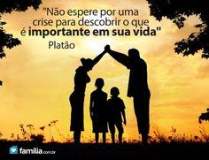 Familia.com.br | Você é #gentil com sua #familia? #crescimentopessoal #amor