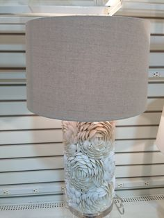 Shell Lamps At Home Goods