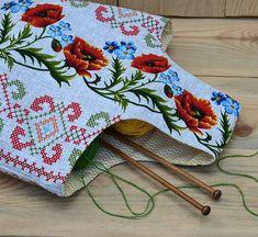 #knitting #knittingbag #knittingtote #knittersgift #crochetbag