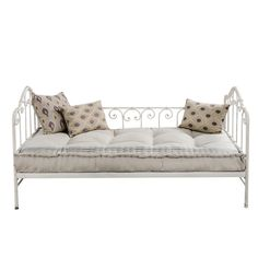 Lille Single Day Bed White - Beds & Bedheads - Bedroom