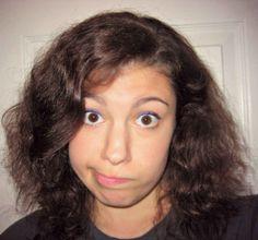 Rikki with untamed curls