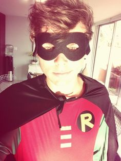 #throwbackthursday It's Friday here in Australia but thursday in other places.. Throwback to when I was Robin :) x