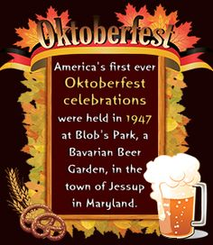 Oktoberfest Celebrations in the US