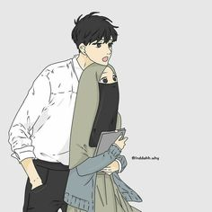 A scarf is the most important element inside attire of women by using hijab. Given it is central to the acces Love Cartoon Couple, Cute Love Cartoons, Anime Love Couple, Cute Couple Drawings, Cute Couple Art, Art Anime Fille, Anime Art Girl, Cute Muslim Couples, Cute Anime Couples