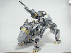JAN LEGO ROBOT MECHA CAR | Flickr - Photo Sharing!