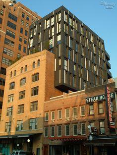 New Condo Building NY