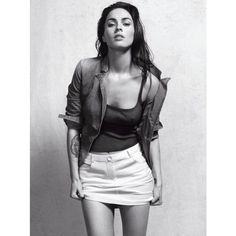 Megan Fox Photos ❤ liked on Polyvore featuring megan fox, people and pictures